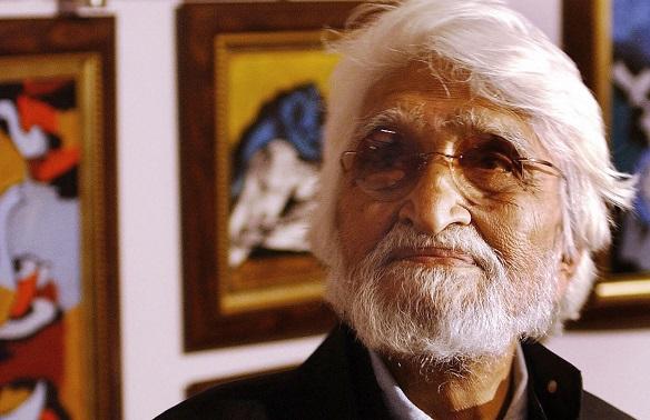 M F Husain, Artist, Death Anniversary,