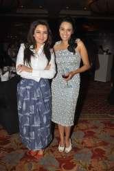 Tisca Chopra, Swara Bhaskar