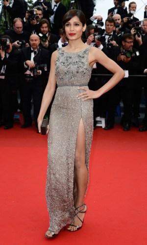 In Sanchita at the Cannes Film Festival, 2013