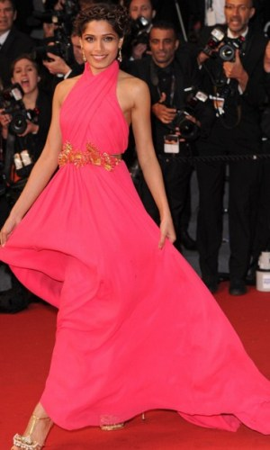 In Gucci at the Cannes Film Festival, 2013