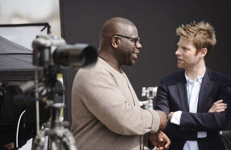 Steve McQueen, Christopher Bailey