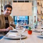 Chef Ranveer Brar. celebrity chef, food, Mumbai, restaurant, TAG Gourmart Kitchen, Mumbai, restaurant