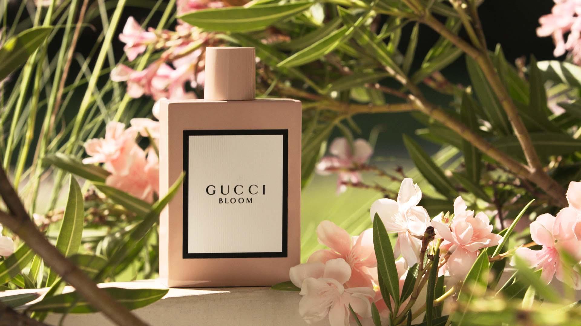 1a363629081f A Sensorial Delight: Alberto Morillas's Gucci Bloom Transports You To A  Magical Garden