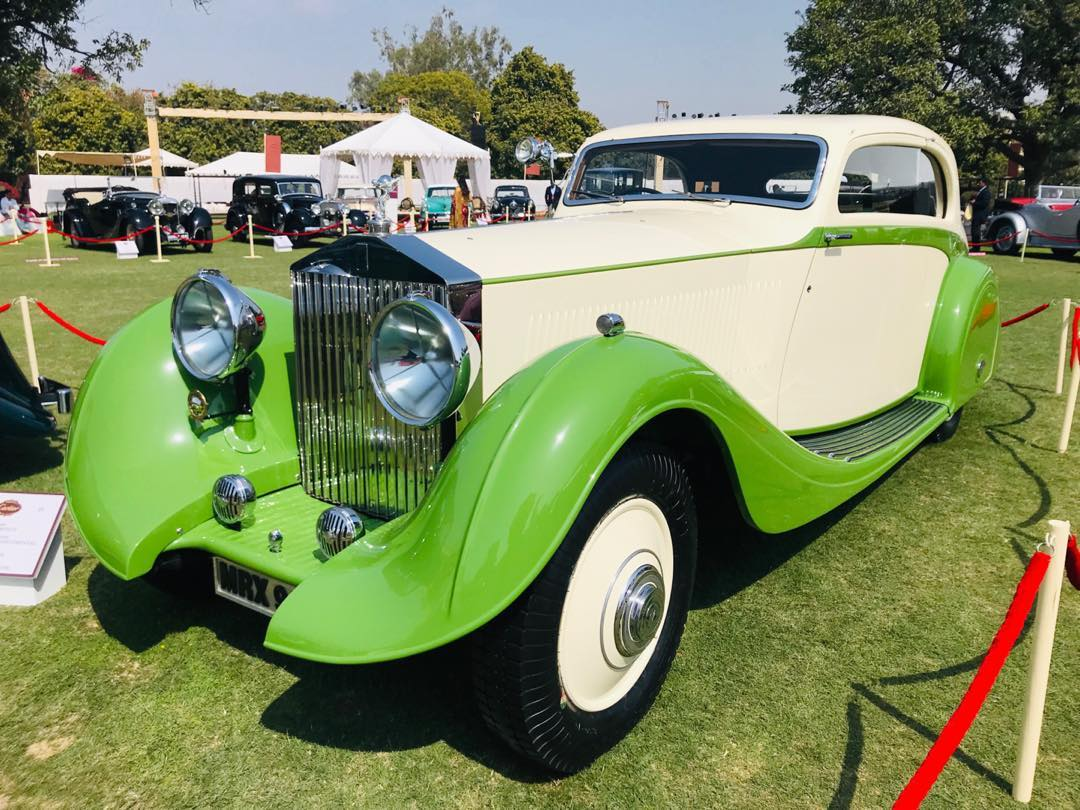 automobile show, Cars, cars show, Cartier, Cartier 'Travel with Style' Concours d'Elégance, Featured, Karl Lagerfeld, Online Exclusive, Rambagh Palace, Yasmin Le Bon