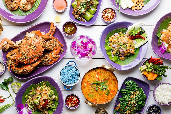 Nara, Thai, Restaurant, Food, Food review,