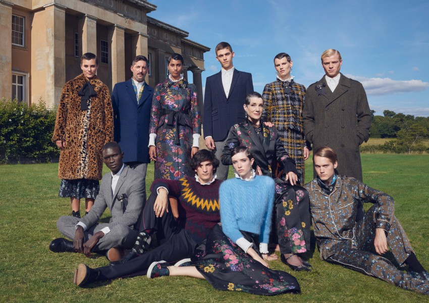 H&M X Erdem, Fashion, Designer, Collaboration, Erdem, H&M,