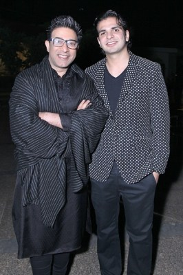 Suneet Varma and Rahul Arora