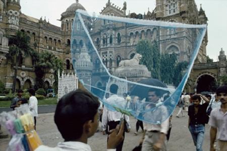 Victoria Terminus, Bombay