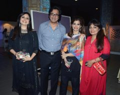 Talat and Bina Aziz, Rajyalaxmi Rao