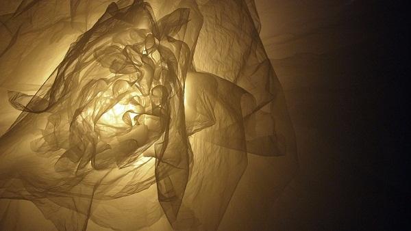 A dervish of Tornados by Lekha Washington at Sakshi Gallery, Mumbai
