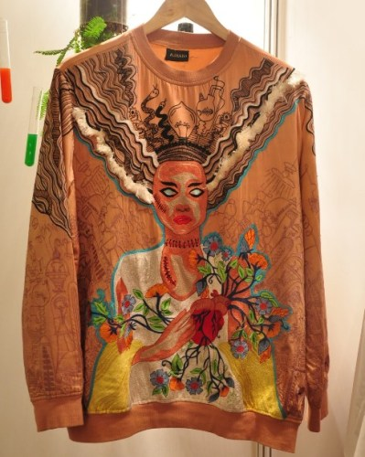 Graphic sweatshirt from Aiman