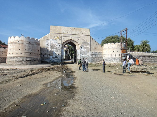 The Restored Mahidpur Fort in Madhya Pradesh