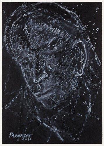 Untitled, Akbar Padamsee, 2010