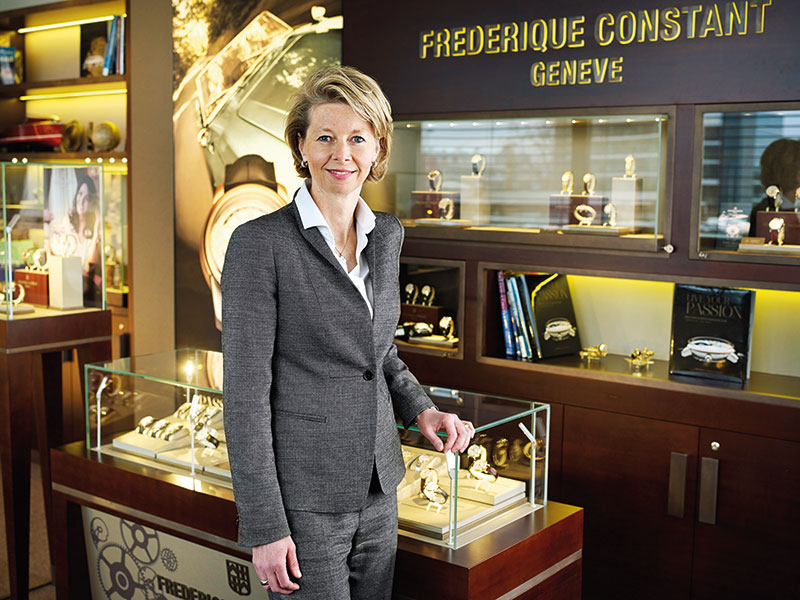Aletta Stas-Bax, Frederique Constant, Live Your Passion: Building A Watch Manufacture, Watches
