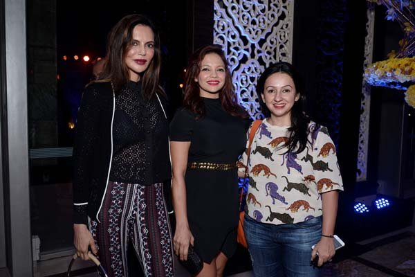 Alison Kanuga, Deanne Pandey, Penny Patel
