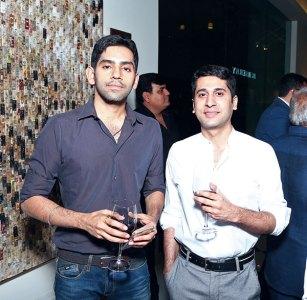 Aman Sharma, Vineet Bahl