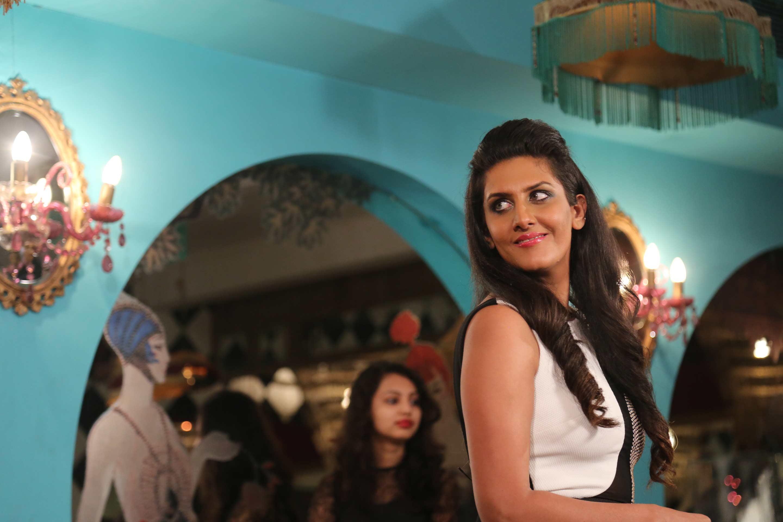 Ambika Anand NDTV Good Times Get the look band baaja bride
