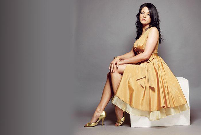 Ambika Sanjana, Model and Theatre Artist