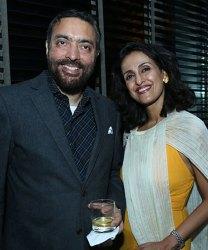 Amir and Shivani Pasrich