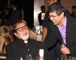 Amitabh Bachchan, Arzan Khambatta