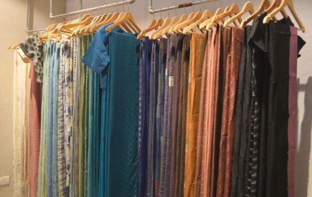 Saris from Anavila