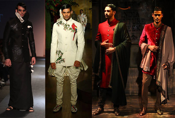 Rohit Bal and Sabyasachi