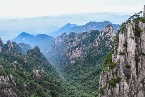 Anhui Mount Huangshan