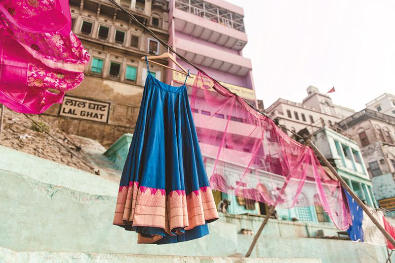 Anika Gupta, Bageecha, New Delhi, Benarasis