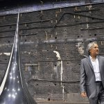 Anish Kapoor, British-Indian sculptor