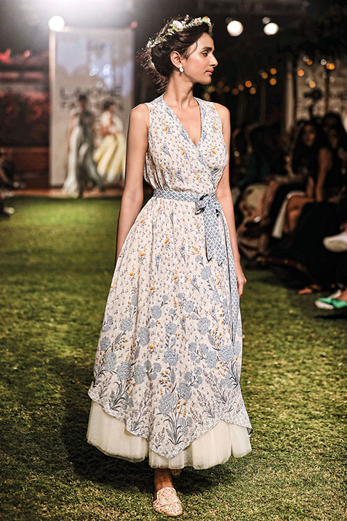 Celebrating The Indian Woman: Anita Dongre On Her Designs