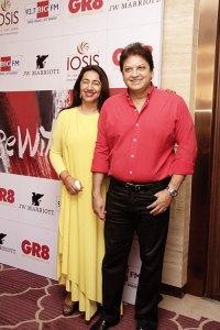 Anu and Shashi Ranjan