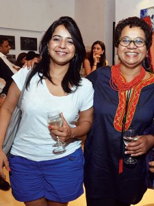 Anusha Yadav, Usha Gawde