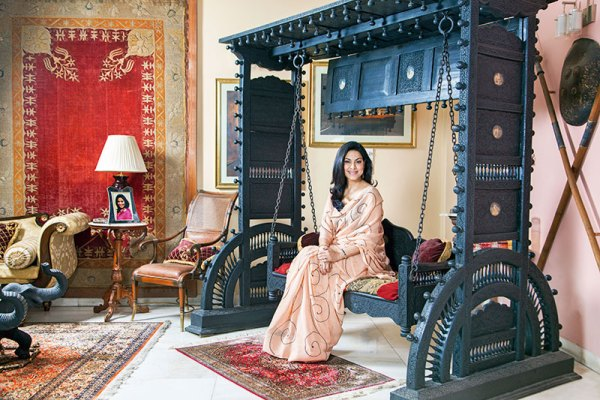 Archana Kumari Singh: from fort to flat