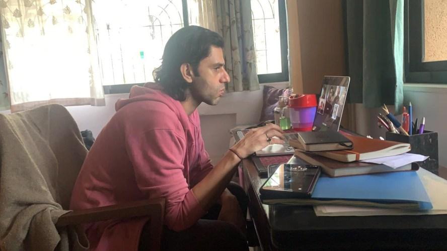 Arjun Mathur as Sahil Gujral