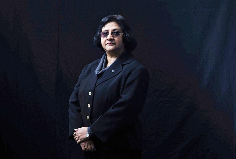 Arundhati Bhattacharya, SBI Chief