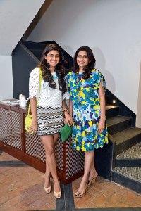 Ashika Pohoomul-Mehta, Gauri Pohoomul