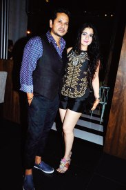 Azeem and Sameena Khan
