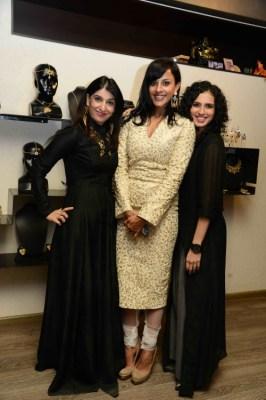 Azmina Rahimtoola, Manasi Scott, Aparna Badlani