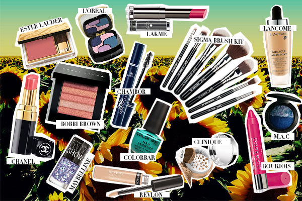 beauty travel make up what to buy