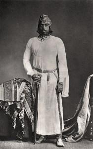 Jodhpur, His Highness, Maharaja Jaswant Singh II, G.C.S.I.