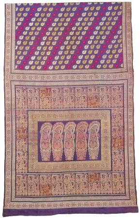Baluchari Sari of the Tagore Family, CSMVS