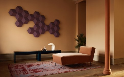 Speakers from Bang & Olufsen