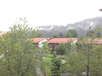 Bachmair Weissach resort in the hills of Bavaria