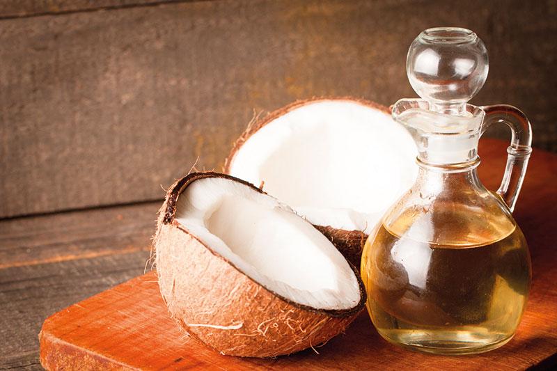 Beauty, Coconut oil