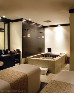 Jiva spa: simply soothing