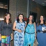 Bina Aziz, Kiran Juneja, Leena Mogre, Suchitra Krishnamoorthi