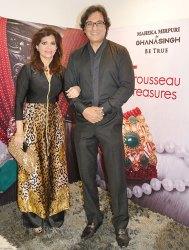Bina and Talat Aziz
