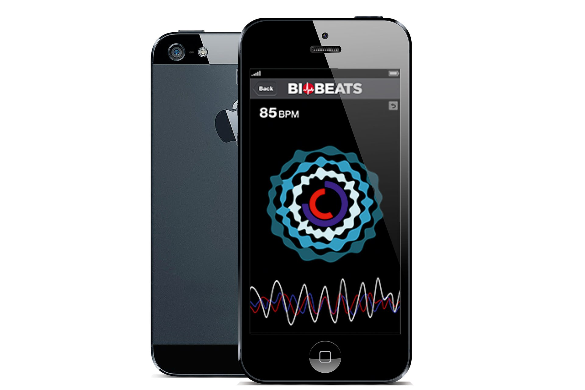 Music Apps: BioBeats uses your iOS device to detect your heart rate, and then generates custom music in any genre you choose.