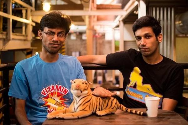 Biswa Kalyan Rath and Kanan Gill 3