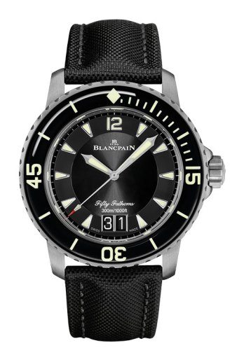 Fifty Fathoms Grande Date, Blancpain